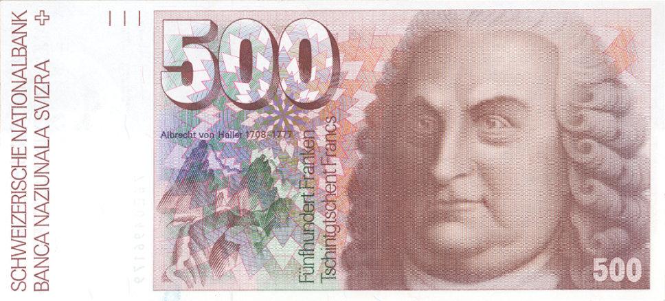 старые швейцарские франки можно обменять на новые в Киеве